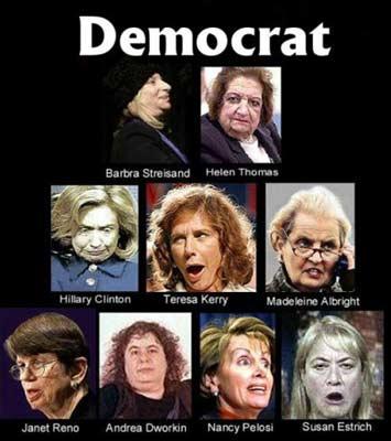 Democrat Women