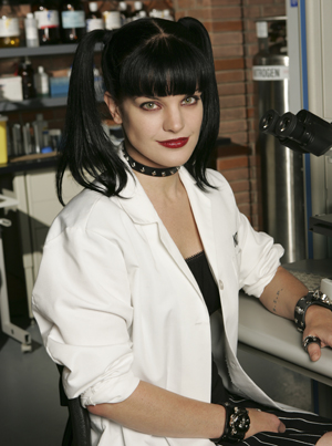 Pauley Perette as Abby Sciuto (NCIS)