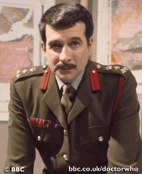 Nicholas Courtney as Brigadier Alistair Lethbridge Stewart