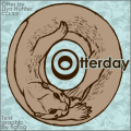 text graphic over a line drawing - an otter circled into an O shape