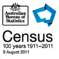 Australian Census 2011 logo