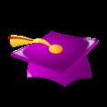 University graduate cap