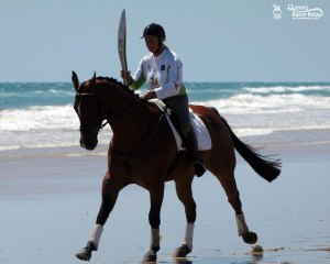 Olympic rider Gillian Rolton
