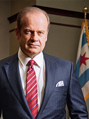 Kelsey Grammer as Tom Kane in Boss