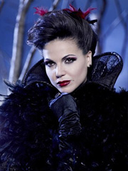 Lana Parrilla as Regina in Once Upon A Time