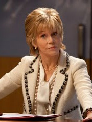 Jane Fonda in The Newsroom
