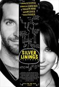 promotional poster for movie SILVER LININGS PLAYBOOK