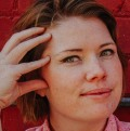 Photo portrait of Clementine Ford