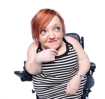 Photograph of Stella Young